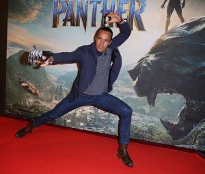 Black Panther : avant-première au Grand Rex de Paris