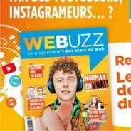 Webuzz : découvrez le premier magazine dédié aux YouTubeurs
