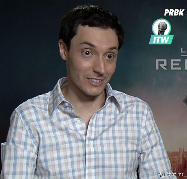 Wes Ball (Le Labyrinthe 3) : accident de Dylan O'Brien, différences entre les trois films, une possible suite... le réalisateur se confie à PRBK