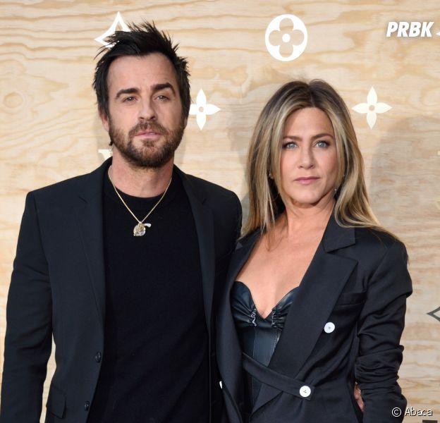 Jennifer Aniston et Justin Theroux séparés, ils annoncent officiellement leur divorce !