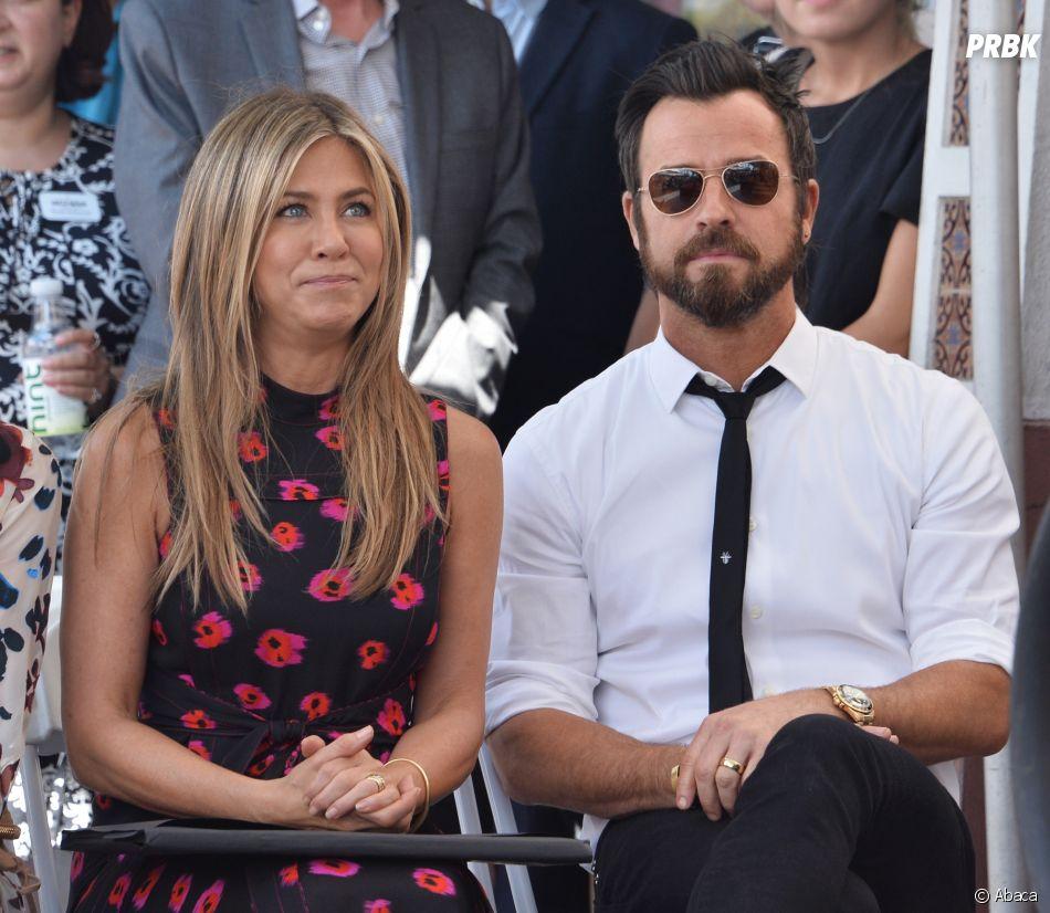 Jennifer Aniston et Justin Theroux divorcent après deux ans de mariage