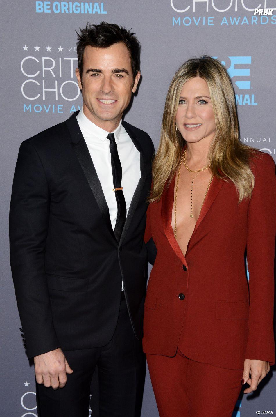 Jennifer Aniston et Justin Theroux, le divorce