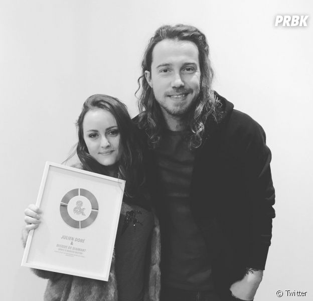 Julien Doré : sa belle surprise à une fan