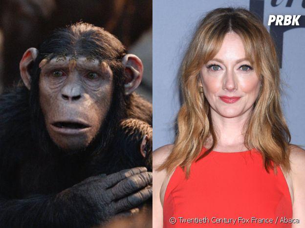 La Planète des singes l'affrontement : Judy Greer joue Cornelia