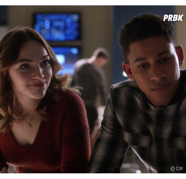 Legends of Tomorrow saison 3 : Wally et Jesse Quick de nouveau en couple ?