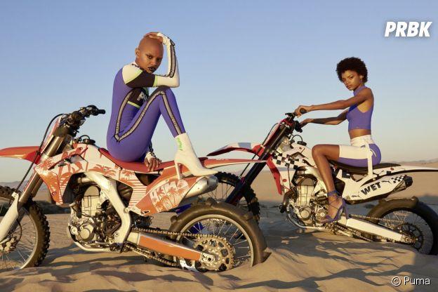 Rihanna canon et badass dans la nouvelle campagne Fenty x Puma !