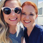 Grey's Anatomy saison 14 : le beau geste des fans pour soutenir Sarah Drew et Jessica Capshaw