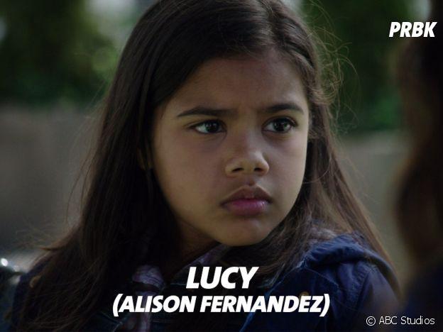 Once Upon a Time saison 7 : Lucy débarque