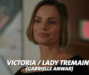Once Upon a Time saison 7 : Gabrielle Anwar joue Victoria