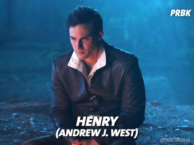 Once Upon a Time saison 7 : le nouveau Henry incarné par Andrew J. West