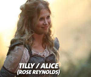 Once Upon a Time saison 7 : Rose Reynolds dans le rôle de Tilly