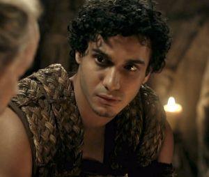 Elyes Gabel dans le rôle de Rakharo dans Game of Thrones