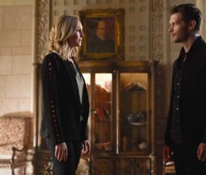 The Originals saison 5 : Klaus (Joseph Morgan) et Caroline (Candice Accola) réunis