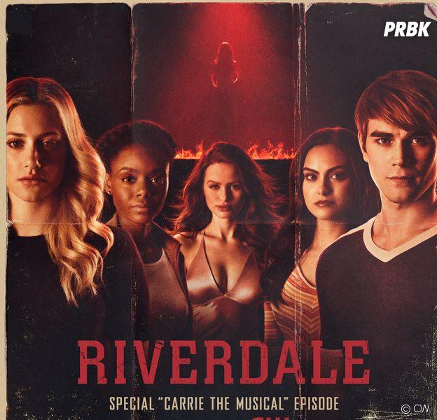 Riverdale saison 2 : l'affiche de l'épisode musical dispo le 19 avril sur Netflix