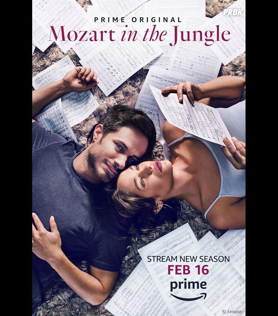 Mozart in the Jungle saison 4 débute sur OCS City