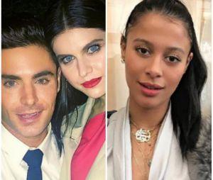 Zac Efron en couple avec Alexandra Daddario : son ex Sami Miro tacle sa nouvelle relation ?