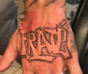 Julien Tanti (Les Marseillais Australia) dévoile son nouveau tatouage... et se fait clasher !