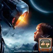 Perdus dans l'espace : faut-il regarder la nouvelle série Netflix ? 📺
