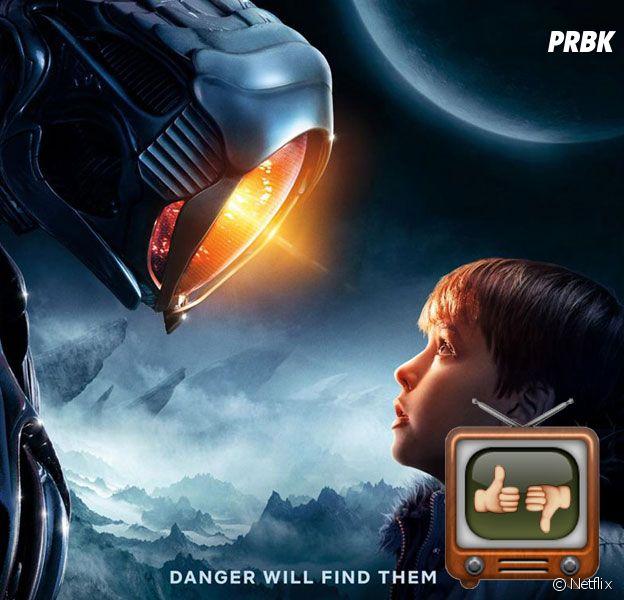 Perdus dans l'espace : faut-il regarder la nouvelle série Netflix ?