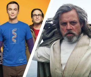 The Big Bang Theory saison 11 : Mark Hamill (Star Wars) + une nouvelle copine pour Raj dans le final