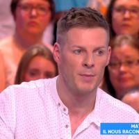 """Matthieu Delormeau de retour dans TPMP après son accident, il raconte ses """"crises de larmes"""""""