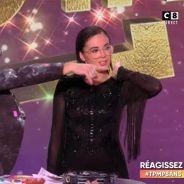 """Agathe Auproux assume et défend sa robe transparente dans TPMP : """"j'ai le droit d'être sexy"""""""
