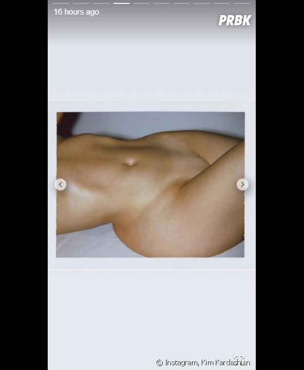 Kim Kardashian entièrement nue : ses photos choc pour la promo de son nouveau parfum