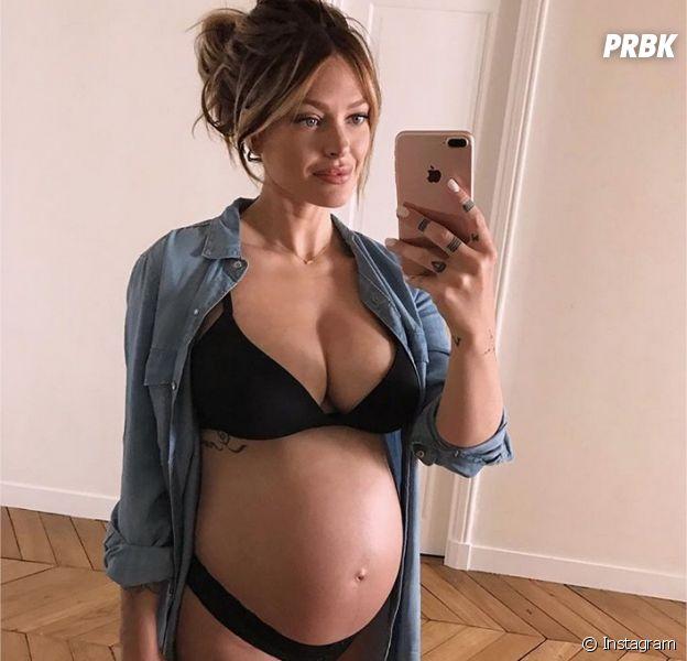 Caroline Receveur enceinte : ses confidences sur son poids de grossesse
