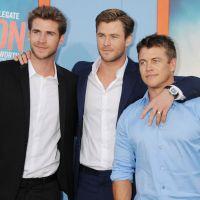 Liam Hemsworth et Chris Hemsworth : leur père très musclé séduit les internautes