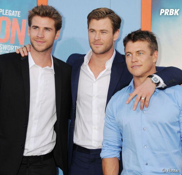 Liam Hemsworth, Chris Hemsworth et Luke Hemsworth : leur père très musclé séduit les internautes