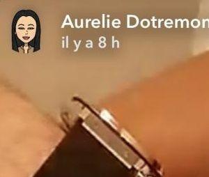 Aurélie Dotremont efface son tatouage en hommage à Benjamin Machet