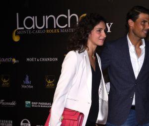 Rafael Nadal et sa petite amie Xisca Perello