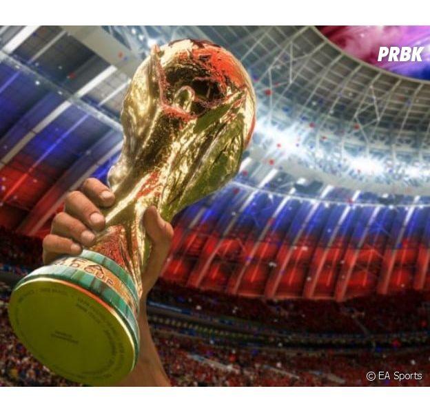 FIFA 18 voit la France Championne du monde 2018 en Russie