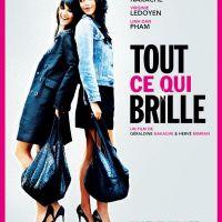 Tout Ce Qui Brille ... les acteur dans l'iDTGV Paris-Lyon pour la sortie du DVD