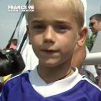 Quand Antoine Griezmann, 7 ans, partait à la chasse aux autographes auprès des Bleus