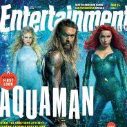 Aquaman : premières images badass avec Jason Momoa et Amber Heard