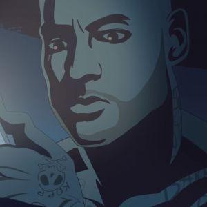 "Clip ""Gotham"" : Booba s'attaque en Batman à La Fouine, Kaaris et Rohff"