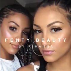 Rawell (Les Vacances des Anges 2) et Rania recrutées pour la pub Fenty Beauty de Rihanna 💄