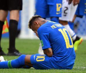 Neymar en larmes à la Coupe du Monde, Twitter se moque du joueur