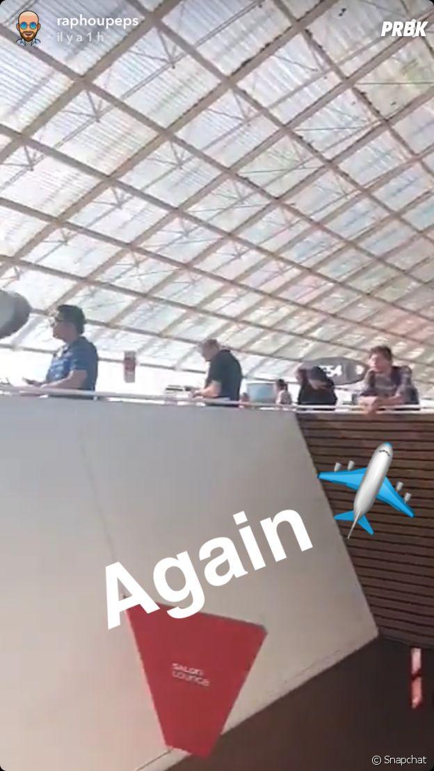 Raphaël Pépin en route pour Les Marseillais VS Le reste du monde 3 ?