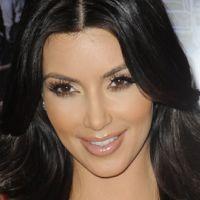 Kim Kardashian ... complètement rasée