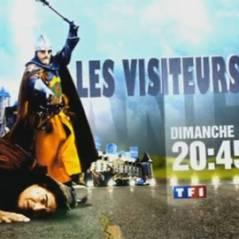 Les Visiteurs ... sur TF1 ce soir dimanche 22 août 2010 ... bande annonce