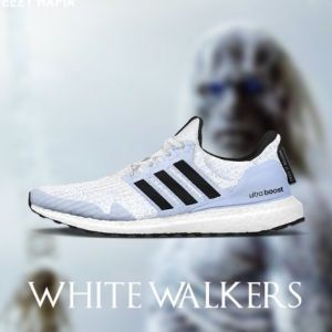 Game of Thrones collabore avec adidas pour des sneakers incroyables