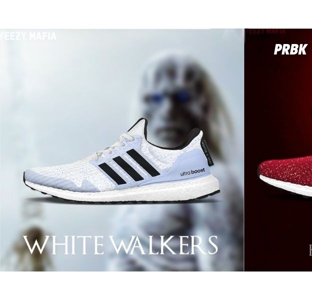 aebb62a033b9c Game of Thrones collabore avec adidas pour des sneakers incroyables ...