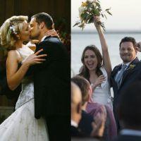 Grey's Anatomy saison 15  : Katherine Heigl réagit au mariage d'Alex et Jo