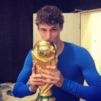 Coupe du monde 2018 : Antoine Griezmann, Kylian Mbappé... les Bleus fêtent leur victoire 🏆