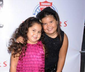 Desperate Housewives : Madison de la Garza et Daniella Baltodano en 2009