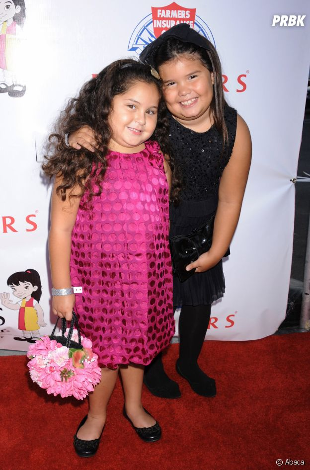 Desperate Housewives : Madison de la Garza et Daniella Baltodano en 2009