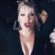 """Clip """"Secrets"""" : Pink entourée de ses danseurs pour des chorégraphies sensuelles"""