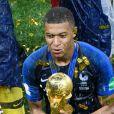 Kylian Mbappé : pourquoi il n'a rien filmé après la finale de la Coupe du Monde 2018